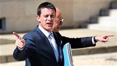 Nice : Valls dénonce une manoeuvre de déstabilisation de la droite