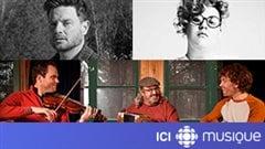 Trois artistes québécois qui sont au Festif! de Baie-Saint-Paul à écouter
