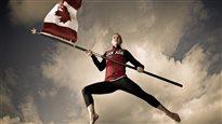 Rosannagh « Rosie » MacLennan portera le drapeau du Canada pour l'ouverture des Jeux de Rio.