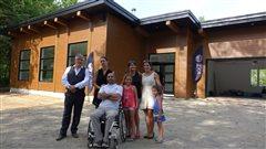 Nouvelle maison et nouvelle vie pour Marc Lamontagne