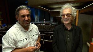 Marc Hervieux et Luc Plamondon