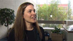 Sophie Bouffard, nouvelle rectrice de l'Université de Sudbury.
