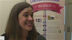 Sophie Bouffard dresse un bilan positif de son passage à la Cité universitaire