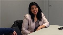 Visite de la ministre de la Condition féminine en Saskatchewan