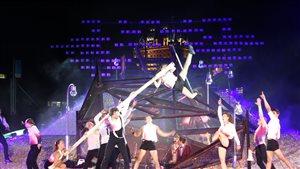 FlipFabrique présente le spectacle Crépuscule-Raviver les braises.