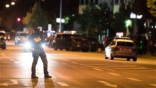 Un policier à Munich