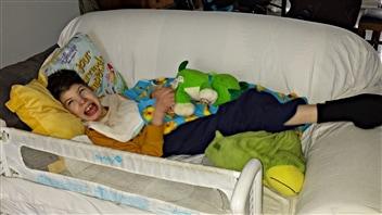 #Vie de parents : élever un enfant lourdement handicapé