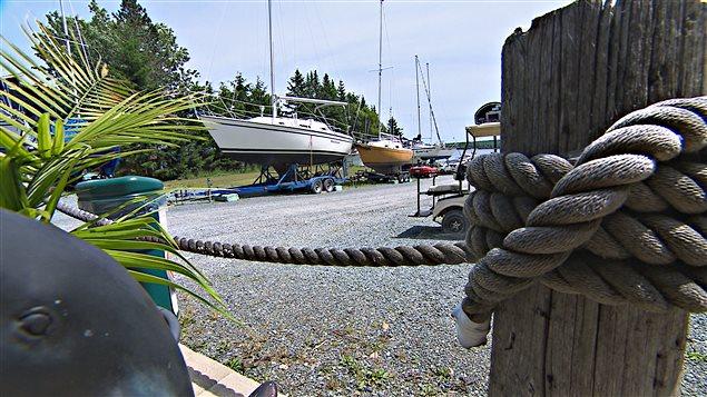 La Marina Le Grand Bleu de St-Joseph-de-Coleraine