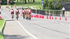 Triathlon:les Championnats canadiens perturbés par la qualité de l'eau à Ottawa