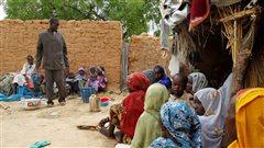 Nigeria : une première aide alimentaire de l'ONU pourles déplacés de Boko Haram