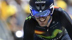 Une descente victorieuse pour Ion Izagirre au Tour de France