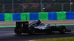 Nico Rosberg partira en tête en Hongrie