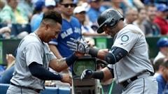 Nelson Cruz anéantit les Blue Jays