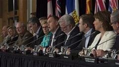 Les premiers ministres s'entendent sur 5% d'immigration francophone hors du Québec