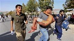 L'EI revendique un attentat à Kaboul qui fait au moins 61 morts
