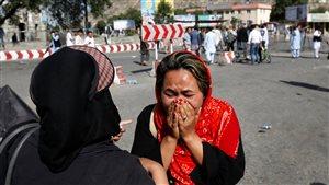 Attentat à Kaboul, en Afghanistan