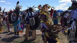 Le Pow-Wow 2016 de Lac-Simon
