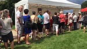 Des milliers de personnes attendues ce week-end à Champlain pour 6e Festival des fromagers artisans du Québec.