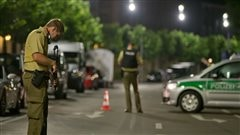 Une explosion fait 1mort et 12blessés à Ansbach, en Allemagne