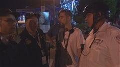 Sherbrooke : une immersion dans le monde des bénévoles chargés la sécurité