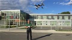 Drones : dangers et possibilités dans le ciel canadien