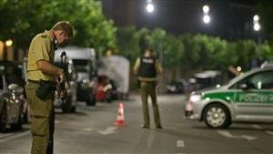 Des policiers dépêchés à Ansbach