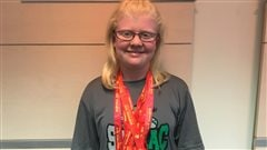 Une récolte de médailles inespérée pour une jeune handicapée visuelle aux Jeux du Québec