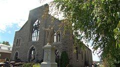 Incendie de l'église de St-Isidore : «On ne se laissera pas abattre»