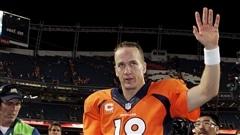 Allégations de dopage : la NFL blanchit Peyton Manning