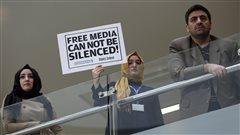 42 journalistes turcs dans la ligne de mire du président Erdogan