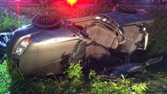 Une femme et deux enfants blessés dans un accident dans l'est d'Ottawa