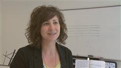 À Fredericton, une école pour apprendre le violon en français