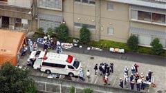 Au moins 15 morts dans une attaque au couteau au Japon