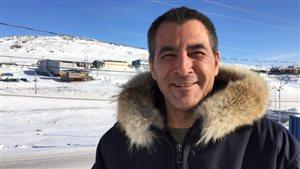 L'ancien ministre des Pêches, des Océans et de la Garde côtière canadienne, Hunter Tootoo.