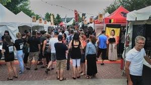 Le Festival des bières du monde de Saguenay