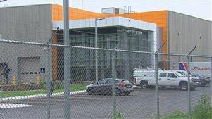 Le nouveau centre de données d'Hydro-Québec à Drummondville
