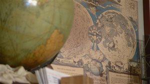 En tant qu'objets antiques, les cartes géographiques ont toujours la cote en 2016.