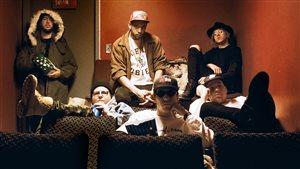 Le groupe Dead Obies