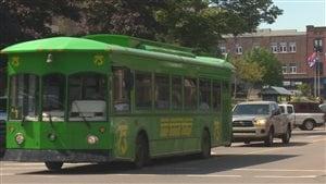 Le transport en commun gagne en popularité à Charlottetown.
