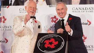 Don Cherry et Ron McLean coaniment Hockey Night in Canada depuis plus de 30 ans.