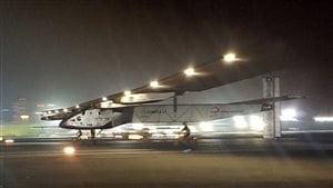 L'avion Solar Impulse 2 complète son tour du monde