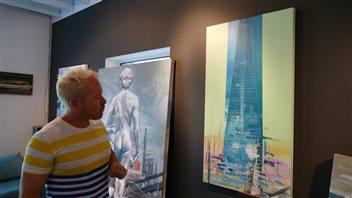 Une journée avec un artiste: Michel Saint-Hilaire