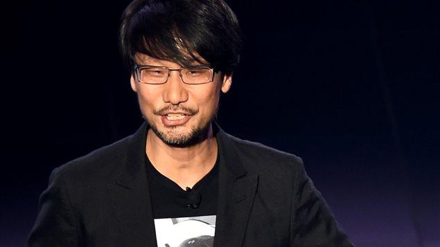 Le concepteur de jeux vidéo Hideo Kojima à Los Angeles en juin 2016