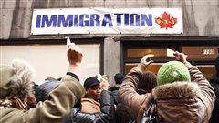 Les Haïtiens sans statut ne demandent plus la résidence permanente au Canada