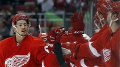 Danny DeKeyser s'entend avec les Red Wings