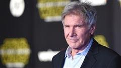 Harrison Ford aurait pu être tué lors du tournage de <i>Star Wars: le réveil de la force</i>