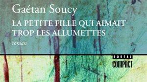La couverture du roman de Gaétan Soucy