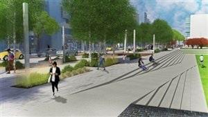 La Ville d'Edmonton s'inspire d'un quartier populaire à Vancouver pour développer son centre-ville.