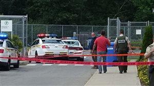 Un homme a été blessé par balles lors d'une intervention de la SQ à Vaudreuil-Dorion.