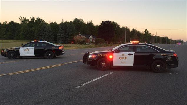 Une adolescente de 13 ans a été tuée dans l'accident.